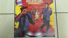 Kool & The Gang‎ – Emergency  - 1984 -  DeLite Records 540107, Vogue 540107 -