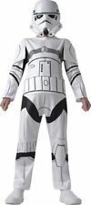 Kids Star Wars Storm Trooper Boys Fancy Dress Costume Childs Party Outfit 9-10