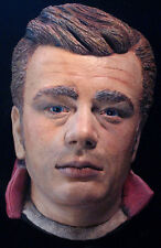 James Dean Full Color Life Size Bust Life Mask