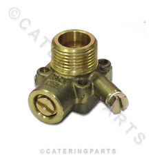 FLANGE PEL 22 VERTICAL ANGLED FLANGE FOR GAS TAPS VALVES M20 PIPE TUBE CONNECTOR
