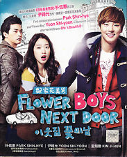 Flower Boy Next Door Korean Drama DVD with Good English Subtitles