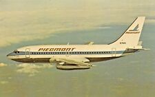PIEDMONT AIRLINES Boeing 737-201 Airline Airplane Postcard