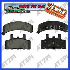 Chevy Replacement Front Brake Pads Semi Metallic For Express Van G1500, G2500