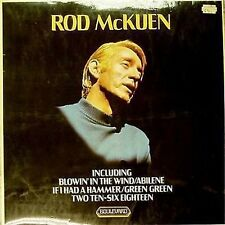 ROD McKUEN 'ROD McKUEN' UK LP