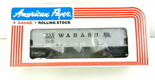 AMERICAN FLYER/Lionel S Scale #6-48603 Wabash Hopper Gray ~NIB~  T136