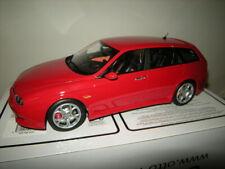 1:18 Otto Mobile Alfa Romeo 156 GTA rojo/Red Limited Edition en OVP