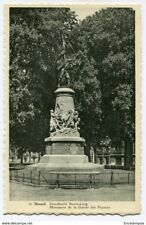 CPA - Carte postale-Belgique- Hasselt - Monument de la Guerre des Paysans
