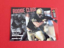 1996 Upper Deck Football Mike Alstott Card #23***Tampa Bay Buccaneers***
