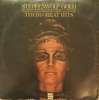 Steppenwolf VINYL LP - Gold Their Great Hits - DSX-50099 NM Detachable Cover