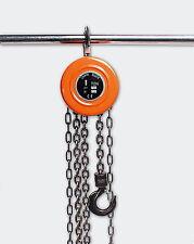 Mannesmann Chain Hoist <> 1000 KG <> Garage Hoist <> Winch Puller VPA GS TUV