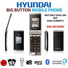 Big Button Mobile Phone Seniors Flip Hand Set Dual Sim SOS Button Unlocked Radio