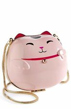 RARE Kate Spade Hello Tokyo Lucky Cat Bag-Pink-Was $298