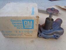 NOS 1955 1962 Chevy WATER PUMP for 235 engine Original GM 3774186