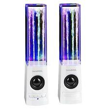 SoundSOUL Bluetooth Dancing Water Speakers Music Water Fountain Speakers