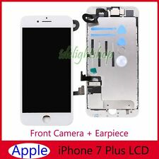 Assembly Touch Screen For Apple iPhone 7 Plus LCD Digitizer Display Camera White