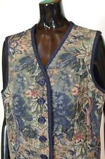 Giesswein Austria Tyrol Women's Trachten Folk Jacket Vest Waistcoat Size 38
