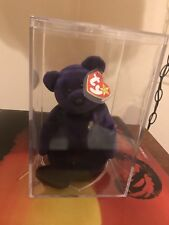 princess diana beanie baby in ty display box