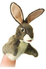 Folkmanis Puppets Play Pretend Fun Animal Puppets (Little Hare)