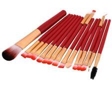 15Pcs Completed brushes set Set Eyeliner Pencil Blending Brow Eyeshadow Brush S2