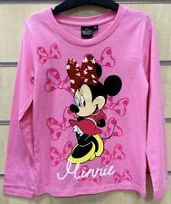 T-shirt à manches longues à paillettes Disney Minnie 5 ans