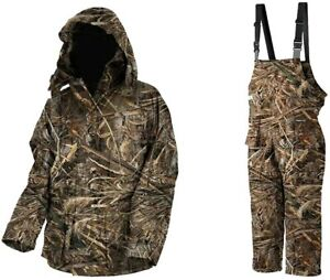 Prologic Max5 Comfort Thermo Suit 2pcs Waterproof Windproof Fishing Clothing