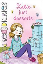 Katie Just Desserts (Cupcake Diaries) by Coco Simon