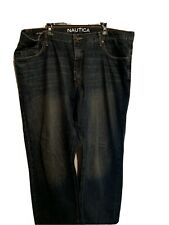 Mens Nautica Jeans Big And Tall 44/34