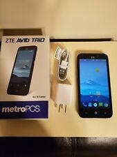 ZTE Avid Trio Z833 Android Smart Phone 4G LTE (METRO PCS ) BRAND NEW