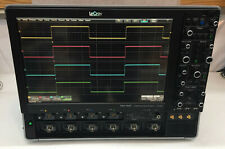 LECROY WAVEPRO SDA 760Zi 6GHz 40GS/s DIGITAL OSCILLOSCOPE SERIAL DATA ANALYZER