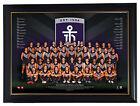 Fremantle Dockers 2017 AFL OFFICIAL Team Print Framed Nat Fyfe Bennell Neale