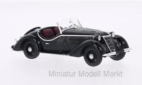 #43230 - Neo Wanderer W25K Roadster - schwarz - 1936 - 1:43