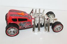 Hot Wheels Street Creeper Mattel 2015 Battery Operated light n sound & Moves