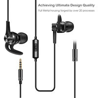 Promotion Headphone Bass Earphone Sport Headset Hands Free Earbuds With Mic