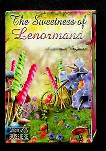 DIVINATION / THE SWEETNESS OF LENORMAND - ANGELIQUE VOYANCE  -2020-