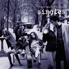 SINGLES Soundtrack LP Vinyl BRAND NEW Chris Cornell 2017