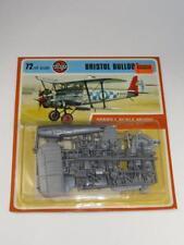 Kit modelo de avión Airfix 1/72 Bristol Bulldog sellado en blisters tipo 4