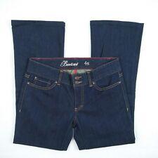 TOMMY HILFIGER - Low Rise Boot Cut Stretch Denim Jeans Women's Size US 4S AU 10