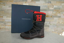 Tommy Hilfiger Girl GR 32 Girl Winter Boots Kids Shoes Boots NEW