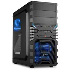 PC OFICINA ORDENADOR Quad Core 16gb DDR4 250gb SSD 2000GB HDD Windows 10 &