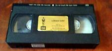 LONGEST HUNT UK PRE CERT IFS VHS VIDEO 1981 RARE Spaghetti Western Brian Kelly