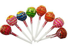 Bulk Lollies 50 x Chupa Chups Lollipops Assorted Flavours Party Favors Sweets