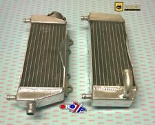 New CRF 250 R 16 17 Aluminium Left Right Oversized Radiators Pair PSYCHIC