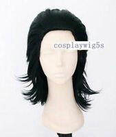 Loki Laufeyson Avengers Thor version//ayers cosplay wig with widows peak