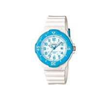 Casio LRW-200H-2BVDF White Resin Strap Watch for Women
