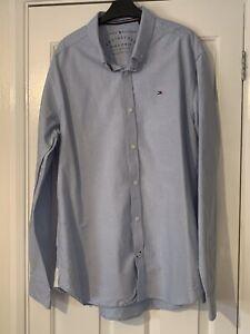 Tommy Hilfiger Mens Engineered Oxford Shirt XXL (slim fit)