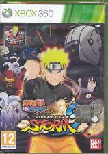 Xbox 360 Naruto Shippuden Ultimate Ninja Storm 3 Neuf Scellé Italien Pal