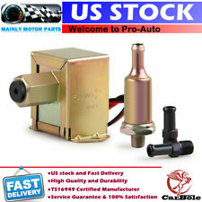 Electric Fuel Pump Inline Universal 12V 4-7 PSI Petrol Gas Diesel Facet style US