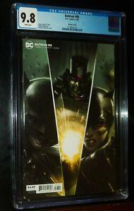 BATMAN #88 Mattina Variant Cover 2020 DC Comics CGC 9.8 NM/MT White Pages