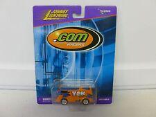 Johnny Lightning .com Racers Y2K VW Bus