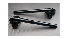 Coppia Semimanubri Rialzati Inclinabili Nero 41mm HONDA CBR 500R 500 R 2013-2015